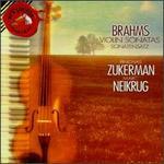 Brahms: Violin Sonatas; Sonatensatz