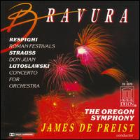 Bravura [1994] - Oregon Symphony; James DePreist (conductor)