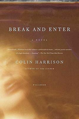 Break and Enter - Harrison, Colin, Mr.