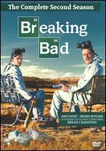 Breaking Bad: The Complete Second Season [4 Discs]
