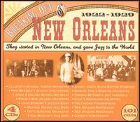 Breaking Out of New Orleans 1922-1929 - Various Artists