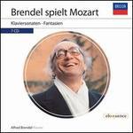 Brendel spielt Mozart: Klaviersonaten, Fantasien