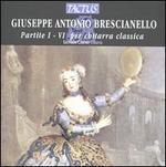 Brescianello: Partite I-VI per chitarra classica