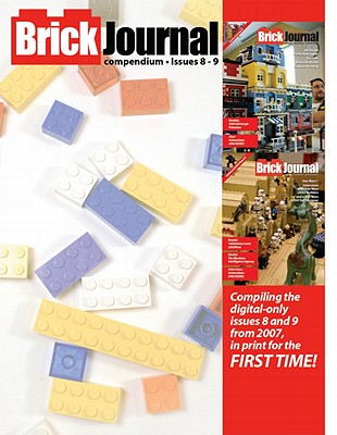 BrickJournal, Compendium #4: Issues 8-9 - Meno, Joe