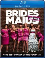Bridesmaids [Unrated/Rated] [2 Discs] [Includes Digital Copy] [Blu-ray/DVD]