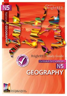 BrightRED Study Guide: National 5 Geography - Harnden, Ralph