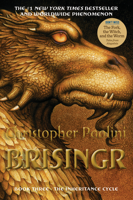 Brisingr - Paolini, Christopher
