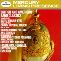 British and American Band Classics - Eastman Wind Ensemble