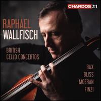 British Cello Concertos - Raphael Wallfisch (cello)