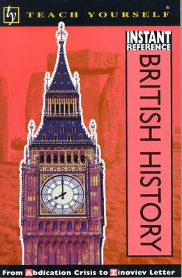 British History - Helicon Publishing