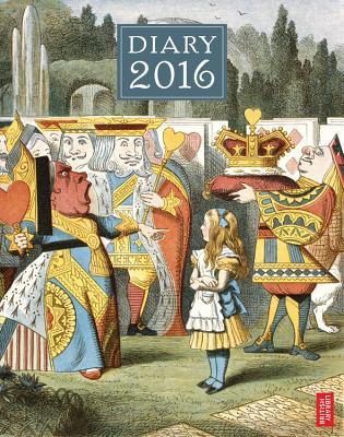 British Library Desk Diary 2016 -