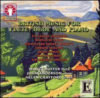British Music for Flute, Oboe and Piano - Helen Crayford (piano); John Anderson (oboe); Nancy Ruffer (flute)
