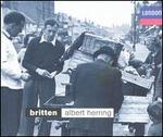 Britten: Albert Herring - April Cantelo (soprano); Catherine Wilson (soprano); Edgar Evans (tenor); Johanna Peters (soprano); John Noble (baritone);...