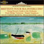 Britten: Four Sea Interludes; Young Person's Guide to the Orchestra