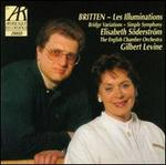 Britten: Les Illuminations; Bridge Variations; Simple Symphony