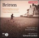 Britten: Piano Concerto; Violin Concerto