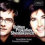 Britten, Prokofiev, Shostakovich: The Cello Sonatas