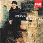 Britten: Serenade for Tenor; Our Hunting Fathers