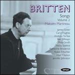 Britten: Songs, Vol. 2