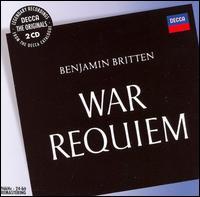 Britten: War Requiem [Remastered] - Benjamin Britten (spoken word); Dietrich Fischer-Dieskau (baritone); Galina Vishnevskaya (spoken word);...