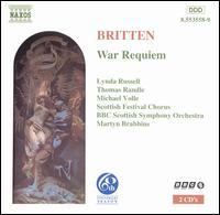 Britten: War Requiem - George McPhee (organ); Lynda Russell (soprano); Michael Volle (baritone); Thomas Randle (tenor);...
