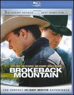 Brokeback Mountain [WS] [Blu-ray]