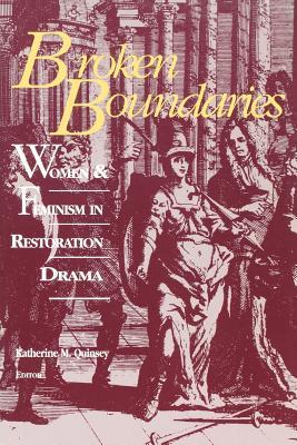 Broken Boundaries-Pa - Quinsey, Katherine M (Editor)