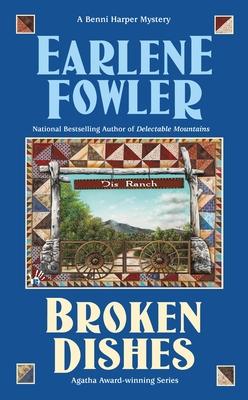 Broken Dishes - Fowler, Earlene