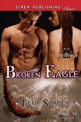 Broken Eagle [Strays 3] (Siren Publishing Classic Manlove) - Sinclair, Tedi