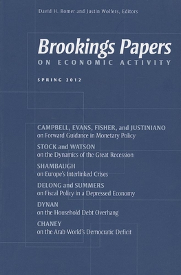 Brookings Papers on Economic Activity - Perry, George L. (Editor)