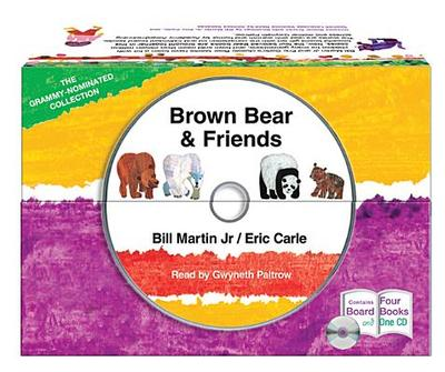 Brown Bear & Friends - Martin, Bill, Jr., and Paltrow, Gwyneth, Dr. (Read by)