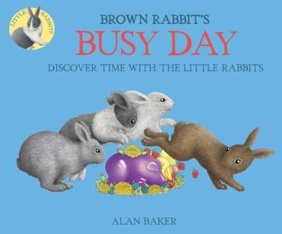 Brown Rabbit's Busy Day - Baker, Alan