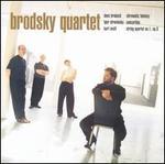 Brubeck: Chromatic Fantasy; Stravinsky: Concertino; Weill: String Quartet No. 1