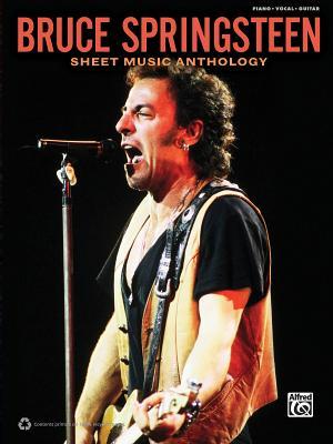 Bruce Springsteen, Sheet Music Anthology - Springsteen, Bruce