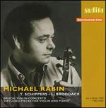 Bruch: Violin Concerto; Virtuoso Pieces for Violin and Piano