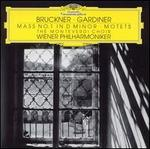 Bruckner: Mass No. 1 in D minor; Motets - Bernarda Fink (alto); Christoph Prégardien (tenor); Eike Wilm Schulte (bass); Ian Watson (organ); Julian Podger (tenor);...