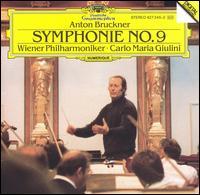 Bruckner: Symphonie No. 9 - Wiener Philharmoniker; Carlo Maria Giulini (conductor)