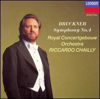 Bruckner: Symphony No. 4 - Jacob Slagter (horn); Royal Concertgebouw Orchestra; Riccardo Chailly (conductor)