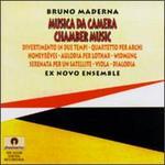Bruno Maderna: Chamber Music