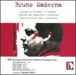 Bruno Moderna: Liriche su Verlaine; Y Después