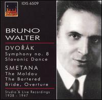Bruno Walter conducts Dvorák & Smetana - Bruno Walter (conductor)