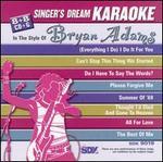 Bryan Adams Karaoke
