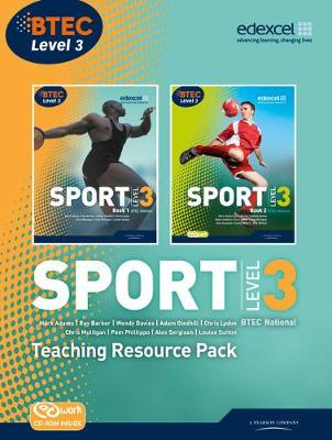BTEC Level 3 National Sport Teaching Resource Pack - Adams, Mark, and Barker, Ray, and Gledhill, Adam