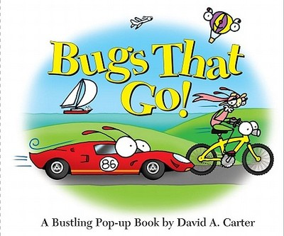 Bugs That Go! - Carter, David A