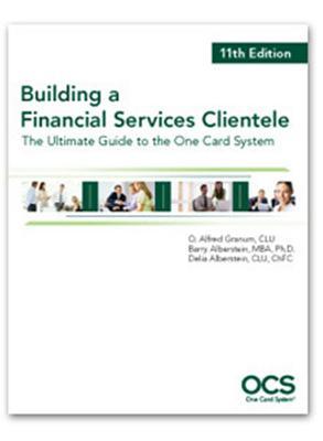 Building a Financial Services Clientele 11th Edition - Granum, Al