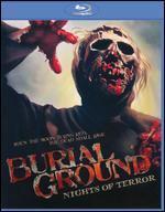Burial Ground: Nights of Terror [Blu-ray]