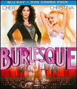 Burlesque [2 Discs] [Blu-ray/DVD] - Steve Antin