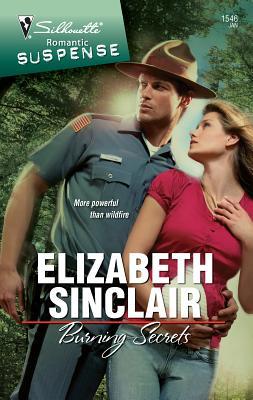 Burning Secrets - Sinclair, Elizabeth