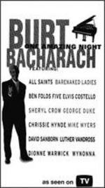 Burt Bacharach: One Amazing Night