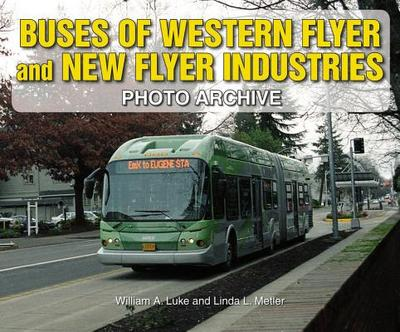 Buses of Western Flyer and New Flyer Industries Photo Archive - Luke, William A